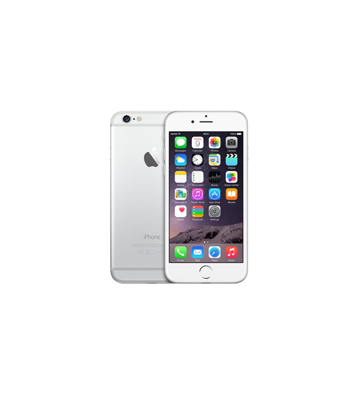 """Apple iPhone 6 16Gb White Silver MG482ZD/A Argento 4.7 Originale iOS 11"""""""