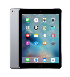 iPad Air 2 64Gb Grigio Siderale WiFi Cellular 4G 9.7 Retina Bluetooth Webcam MGHX2TY/A""
