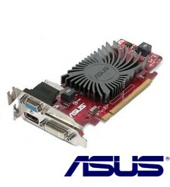 Scheda Video ASUS EAH5450 SL/DI/512MD3/MG(LP) 512Mb DDR3 HDMI DVI VGA LOW PROFILE