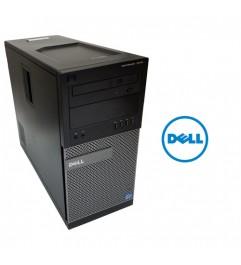 PC Dell Optiplex 7010 DT Core i3-3240 3.4GHz 4Gb 250Gb noODD Windows 10 Professional DESKTOP