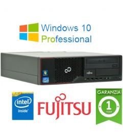 PC Fujitsu Esprimo E510 Intel G2020 2.9GHZ 4Gb Ram 500Gb DVD-RW Windows 10 Professional