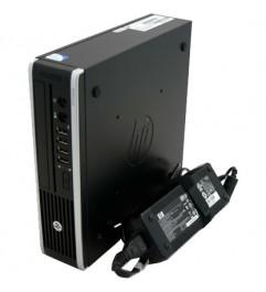 PC HP 8300 Elite USDT Core i5-3470S 2.9GHz 4Gb Ram 500Gb DVDRW Piccolo Leggero Windows 10 Professional
