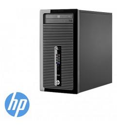 PC HP ProDesk 400 G1 MT Core i5-4570 3.2GHz 4Gb 500Gb DVD-RW SERIALE Windows 10 Professional TOWER