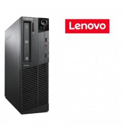 PC Lenovo ThinkCentre M83p SFF Core i5-4570 3.2GHz 4Gb Ram 500Gb DVD-RW Windows 10 Professional