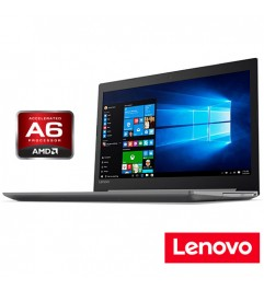 Notebook Lenovo IdeaPad 320-15AST A6-9220U 2.5GHz 4Gb 1Tb 15.6 HD LED Windows 10""