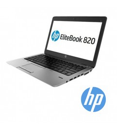 Notebook HP EliteBook 820 G1 Core i5-4300U 4Gb 180Gb SSD 12.5 HD AG LED Windows 10 Professional [Grade B]""