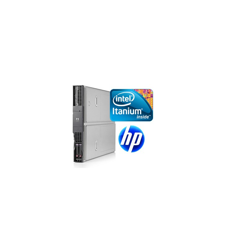 Server Blade HP INTEGRITY BL860C Intel Itanium 2 9140M 1.66GHz 18Mb Cache 64Gb 292Gb SAS AD399A