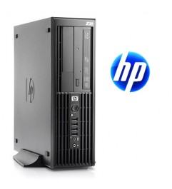 PC Workstation HP Z210 SFF Core i5-2400 3.1GHz 4Gb 250Gb DVDRW Card Reader Quadro NVS300 Windows 10 Pro