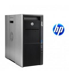 Workstation HP Z820 Xeon E5-2690 v2 3.0GHz 25Mb Cache 32Gb RAM 512Gb SSD NVIDIA QUADRO 6000 6Gb Windows 10 Pro
