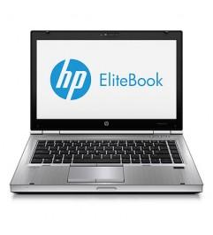 "Notebook HP EliteBook 8470p Core i5-3340M 2.7GHz 4Gb Ram 320Gb 14.1 LED HD DVD-RW Windows 10 Professional"""