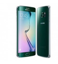 "Smartphone Samsung Galaxy S6 Edge SM-G925F 5.1 FHD 4G 32Gb 16MP Green Emerald [Grade B]"""
