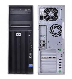 Workstation HP Z420 Xeon HEXA Core E5-1650 v2 3.5GHz 32Gb 256Gb SSD QUADRO K5000 4Gb Windows 10 Professional