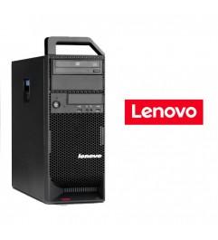 Workstation Lenovo ThinkStation S20 Xeon W3550 4 Core 8Gb 320Gb DVD Quadro 4000 Windows 10 Professional