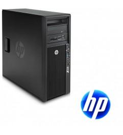 Workstation HP Z220 CMT Xeon E3-1245 V2 3.4GHz 8Gb 500Gb NVIDIA QUADRO 410 512MB Windows 10 Pro. [Grade B]