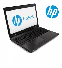 Notebook HP ProBook 6570b Core i5-3360M 2.8GHz 4Gb 320Gb 15.6 LED DVD-RW SERIALE Windows 10 Pro. [GRADE B]""