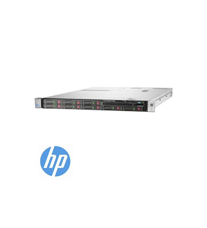 Server HP ProLiant DL360P G8 Xeon Hexa Core E5-2620 2.0GHz 32Gb Ram 600GB 2.5 SAS (2) PSU Smart Array P420i""