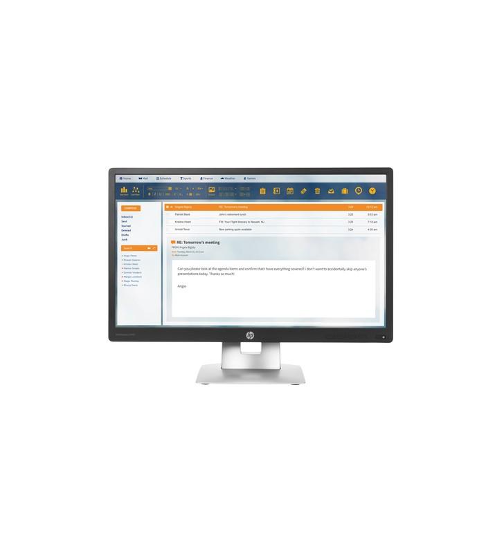 Monitor 23 Pollici HP EliteDisplay E230T TS LED Full-HD IPS Black Silver
