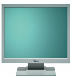 Monitor LCD 17 Pollici Fujitsu ScenicView A17-3 Multimediale 4:3 white
