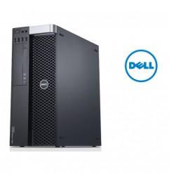 Workstation Dell Precision T5810 Xeon E5-1607 V3 16Gb 256Gb SSD DVD-RW Quadro K4200 4Gb Win. 10 Professional
