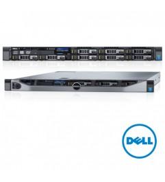 "Server Rack DELL PowerEdge R630 (2) Xeon E5-2637 v3 3.5GHz 64Gb Ram 600Gb 2.5 SAS (2) PSU"""