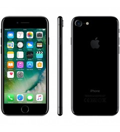 Apple iPhone 7 128Gb Jet Black A10 MN962ZD/A 4.7 Nero Lucido Originale iOS 11 [Grade B]""