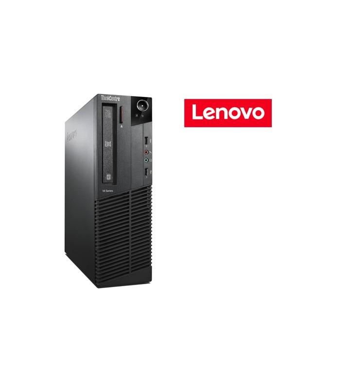 PC Lenovo ThinkCentre M83 Core i3-4160 3.6GHz 8Gb Ram 500Gb DVD-RW Windows 10 Professional SFF