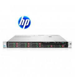 "Server HP Proliant DL360e G8 (2) Xeon Octa Core E5-2450L 1.8 32Gb Ram 600Gb 2.5 (2) PSU Smart Array B120i"""
