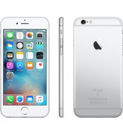 iPhone 6S Plus 128Gb Silver A9 MKUD2ZD/A Argento 4G Wifi Bluetooth 5.5 12MP Originale""