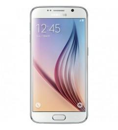 "Smartphone Samsung Galaxy S6 SM-G920F 5.1 FHD 4G 32Gb 16MP White Pearl [Grade B]"""