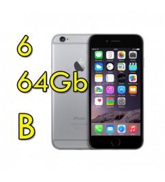 "Apple iPhone 6 64Gb SpaceGray MG4F2QL/A Grigio Siderale 4.7 Originale [GRADE B]"""