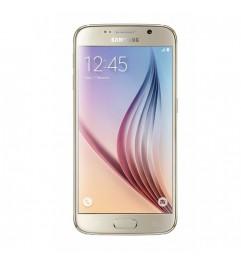 "Smartphone Samsung Galaxy S6 SM-G920F 5.1 FHD 4G 32Gb 16MP Gold [Grade B]"""