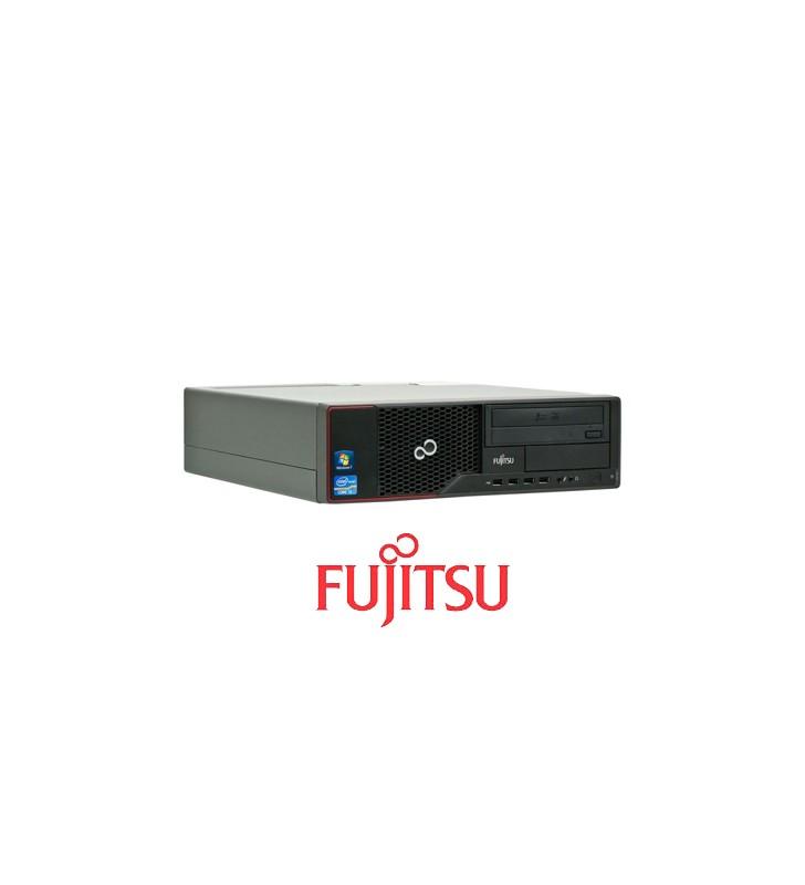 PC Fujitsu Esprimo E510 Intel G-550 2.6GHZ 4Gb Ram 500Gb DVD-RW Windows 10 Professional