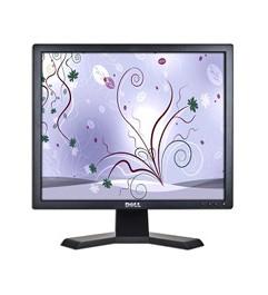 Monitor LCD 19 Pollici Dell E190SF Black VGA 4:3