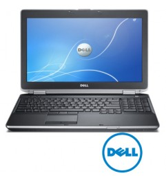 Notebook Dell Latitude E6530 Core i5-3320M 2.6GHz 4Gb 320Gb 15.6 DVD-RW Windows 10 Professional""