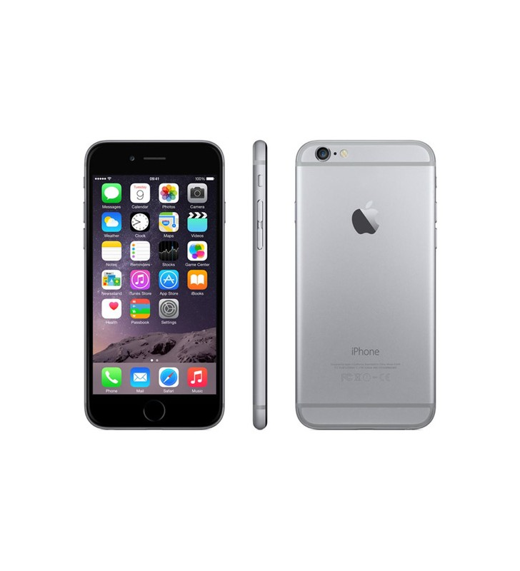 iPhone 6S 16Gb SpaceGray MKQ52LL/A Grigio Siderale 4G Wifi Bluetooth 4.7 12MP Originale""