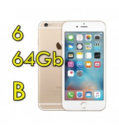 Apple iPhone 6 64Gb White Gold MG4J2ZD/A Oro 4.7 Originale iOS 10 [GRADE B]""