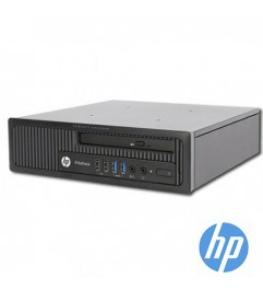 PC HP EliteDesk 800 G1 USDT Core i3-4330 3.5GHz 4Gb Ram 320Gb DVD-RW Windows 10 Professional