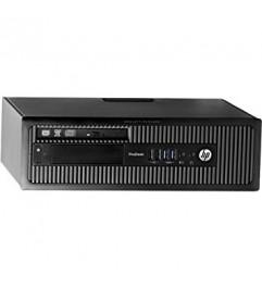 PC HP ProDesk 600 G1 Core i5-4590 3.3GHz 4Gb 500Gb DVD-RW Windows 10 Professional SFF