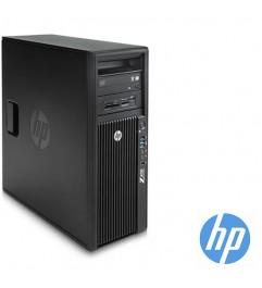 Workstation HP Z420 Xeon Octa Core E5-2650 1.80GHz 64Gb 512Gb SSD DVD Nvidia Quadro 4000 2Gb Windows 10 Pro.