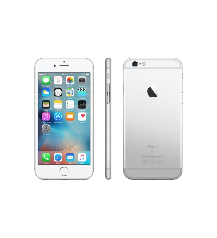 iPhone 6S 16Gb Silver MG4F2QL/A Argento 4G Wifi Bluetooth 4.7 12MP Originale""