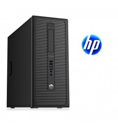 PC HP EliteDesk 800 G1 CMT Core i5-4570 3.2GHz 8Gb 500Gb NO-ODD Windows 10 Professional TOWER