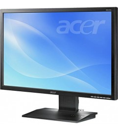 Monitor LCD 24 Pollici Acer V246HL Full HD 1920 x 1080 Black