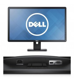 Monitor LCD 23 Pollici Dell E2316H Full HD 1920 x 1200 LED Backlight Black