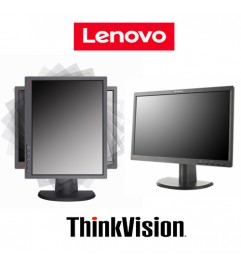 Monitor LCD 24 Pollici Lenovo ThinkVision LT2452P LED 1920 x 1200 Black