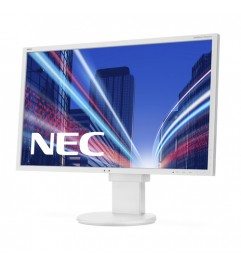 Monitor PC 24 Pollici NEC EA223WM LED 1680 x 1050 VGA DVI Bianco