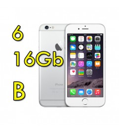 Apple iPhone 6 16Gb White Silver MG482ZD/A Argento 4.7 Originale iOS 10 [GRADE B]""