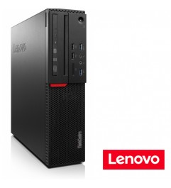 PC Lenovo ThinkCentre M800 Core i3-6100 3.7GHz 8Gb Ram 500Gb DVD-RW Windows 10 Professional SFF