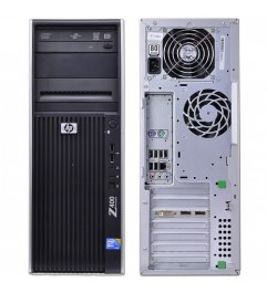 Workstation HP Z420 Xeon QUAD Core E5-1607 12Gb 500Gb DVDRW NVIDIA QUADRO k2000 Windows 10 Professional