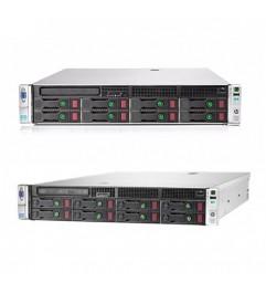 Server HP ProLiant DL380E G8 (2) Xeon E5-2450L 1.8GHz 20M 96Gb Ram 900GB SAS (2) PSU Smart Array B120i