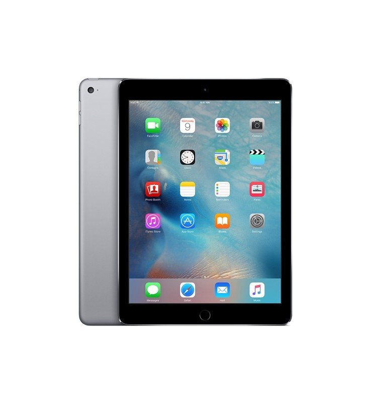iPad Air 2 16Gb Grigio Siderale WiFi Cellular 4G 9.7 Retina Bluetooth Webcam (Seconda Generazione) MGGX2TY/A""
